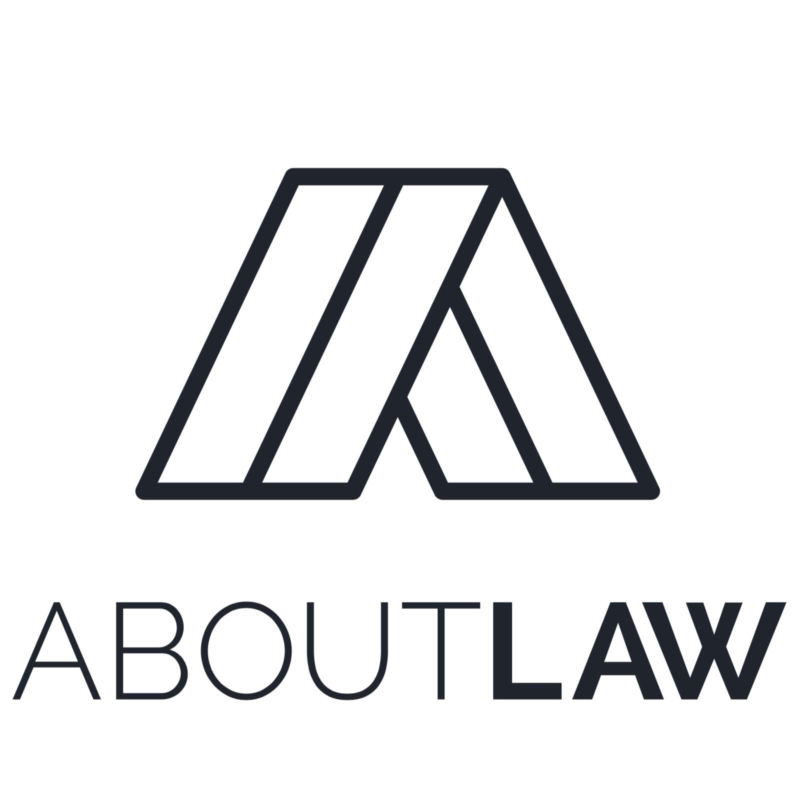AboutLaw | podcast voor juristen logo
